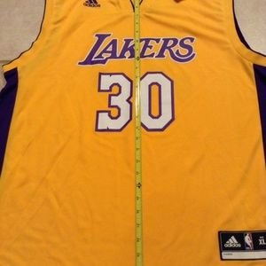 best service 1473f cc782 Julius Randle Los Angeles Lakers Jersey Men's XL NWT